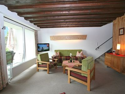 Photo for House in the center of Telfs with Parking, Internet, Washing machine, Pool (30101)
