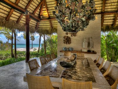 Photo for An Exceptional And Exquisite Beachfront Luxury Villa