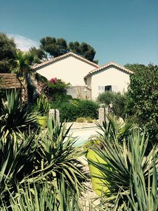 Photo for Villa with pool near Toulon and Hyères Var Provence French Riviera