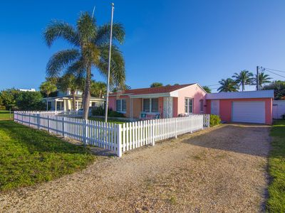 Photo for TOTALLY CUTE & SUPER COMFY - CORAL COTTAGE  - Next to South Beach & Park