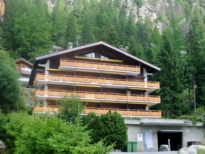 Photo for Apartment Parc  in Champex, Valais - 4 persons, 1 bedroom