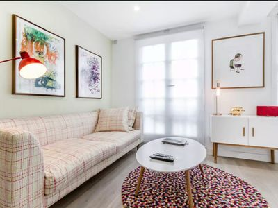 Photo for UP TO 20% OFF - Modern Two Bed Apartment in Notting Hill, Sleeps 4 (Veeve)