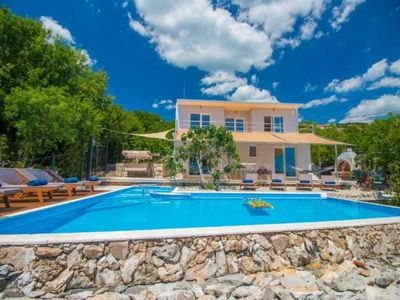 Photo for Cottage Crikvenica for 4 - 8 people with 4 bedrooms - cottage