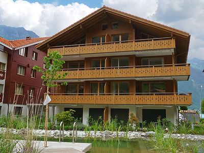 Photo for Apartment Langenberg  in Iseltwald, Bernese Oberland - 5 persons, 3 bedrooms