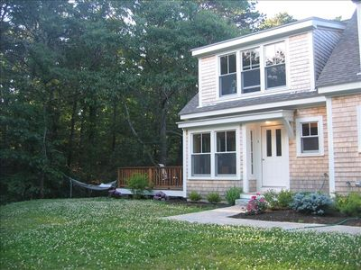 Photo for BEAUTIFUL PRIVATE NEW TOWNHOUSE IN WOODS