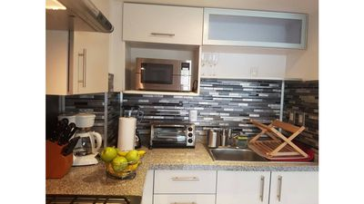 Photo for Luxury Apartment in Polanco. 2 Bedrooms, 2 Bathrooms and Air Conditioner