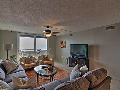Photo for NEW! Hudson Resort Condo w/2 Balconies & Beach!
