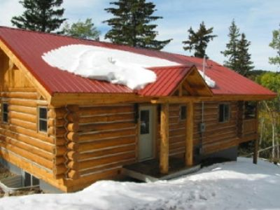 Photo for Newly Built Cabin on Terry Peak (Minutes from Deadwood)