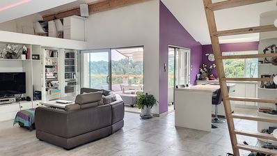 Photo for New villa in the heart of the Val de Mougins and absolutely quiet