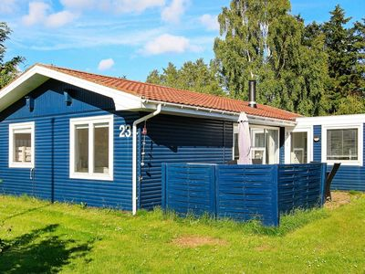 Photo for Rustic Holiday Home in Hals Jutland with Garden