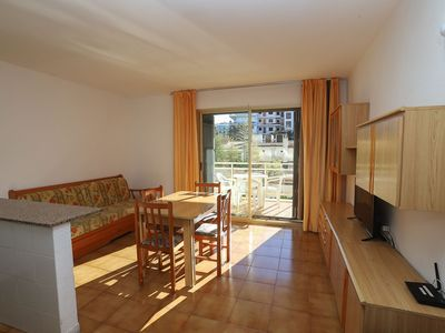Photo for 1 bedroom apartment for 2/4 people in Salou.  Disposition - Sa