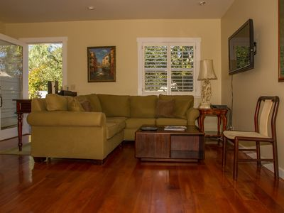 Photo for NEWLY LISTED AWESOME DOWNTOWN 2 BEDROOM COTTAGE