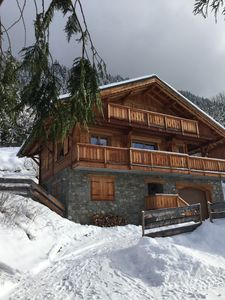 Photo for Family chalet l'eterle Saint Gervais Mont Blanc