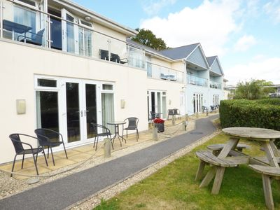 Photo for APARTMENT FF04, family friendly in Dawlish Warren, Ref 953782