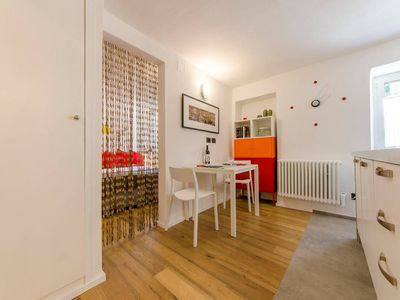 Photo for Casa Parva  apartment in Genoa with WiFi.