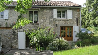 Photo for The Murmure des Aures, in Drôme Provençale, lodging 2 people. Calm and nature
