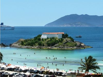 Photo for Apt - Cabo Frio - for up to 10 people