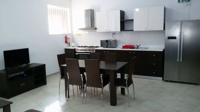 Photo for Brand new 3 bedroom aparment in Msida F1