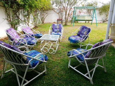 Photo for Luxurious villa with private beach in Jinène Hammamet