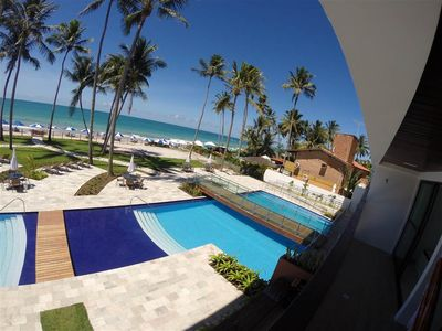 Photo for Flats in front of the natural pools of Porto de Galinhas