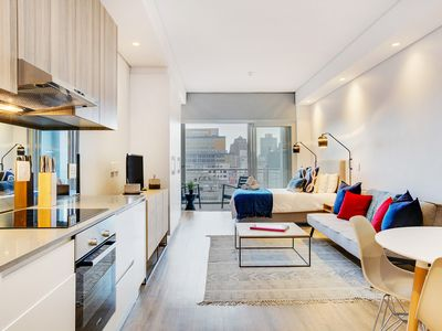 Photo for Sentinel Balcony Apartment 3 on Upper Bree