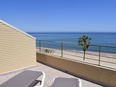 Photo for Modern and luxury holiday house  with communal pool in Denia, on the Costa Blanca, Spain for 4 persons