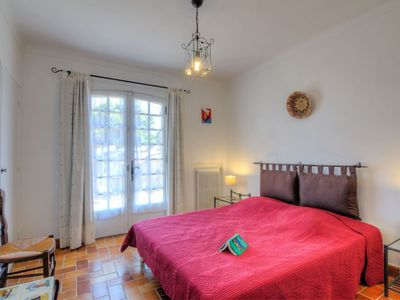 Photo for House 393 m from the center of Sainte-Maxime with Parking, Internet, Washing machine, Terrace (108699)