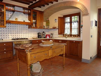 Photo for House in Certaldo with Parking, Internet, Washing machine, Pool (117099)