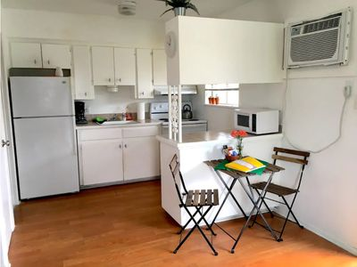 Photo for New Listing!  Thrifty + comfortable studio near AUS and downtown
