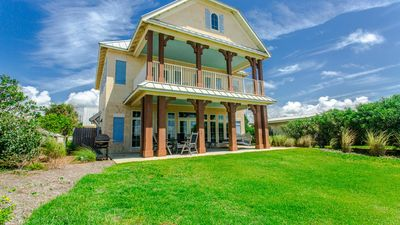 Photo for Gulf Front Home with Private Pool in Seacrest! ~ Charming Rosemary Beach is closeby!