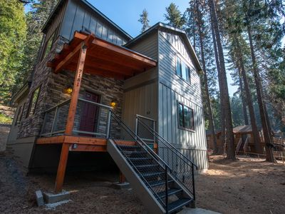 Photo for Welcome to Boulder Ridge! Come and enjoy this 3 bedroom, 2 baths, 2,200 square foot rustic modern...