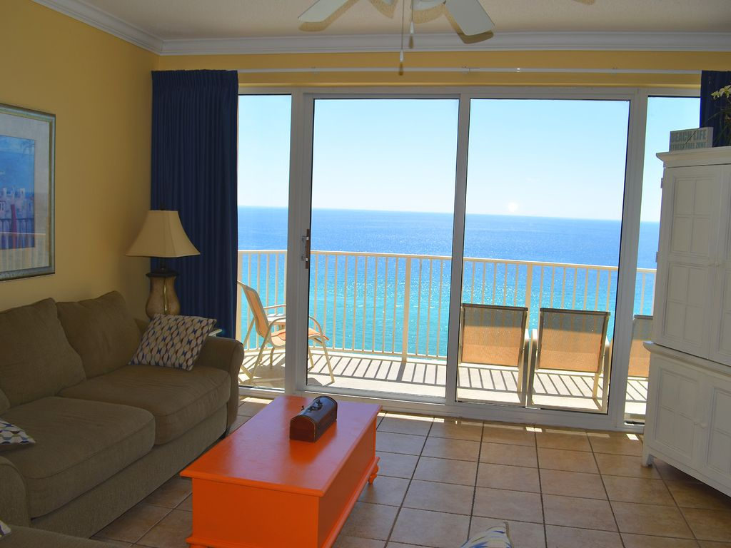Ocean Front One Bedroom Condo In Boardwalk Beach Resort O