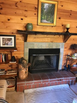 Photo for A cozy,  retreat under the pines.  Spacious. Sleeps 6. Close to hiking trails