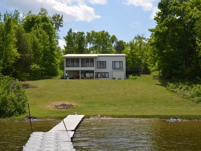 Photo for 5BR Cottage Vacation Rental in La Peche, Quebec