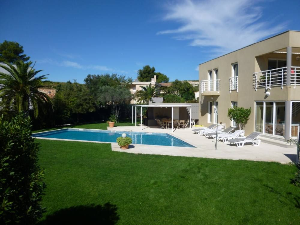 Villa Contemporaine Vue Mer Avec Spa Interi Abritel