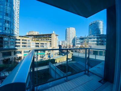 Photo for Central Downtown Airbnb (Skytrain & Roger Arena)