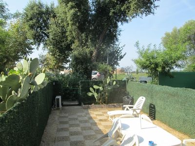 Photo for beautiful garden of 34 m² with its fenced garden
