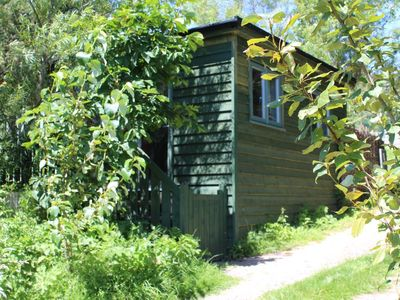 Photo for Private, compact rustic studio cottage, surrounded by beauty.