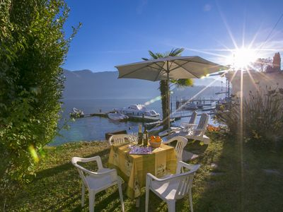 Photo for Casetta al Lago, Mezzegra, Italy