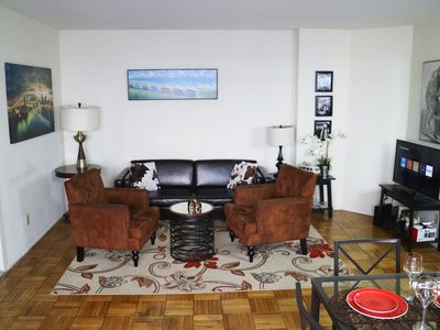 Photo for HUGE GREAT SUITE. A/C,PARKING,SUPER LOCATION, POOL