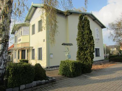 Photo for Apartment Vacation Rental in Trassenheide (Ostseebad)