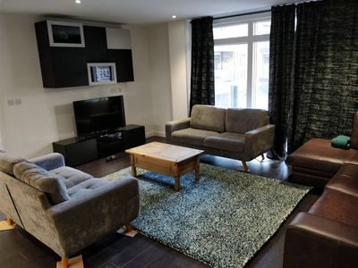 Photo for NEW Modern 2 Bedroom Apartment in Central London