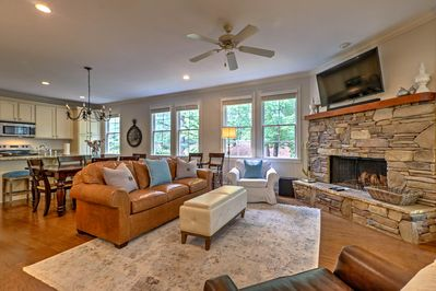 Lake Oconee Cottage W Porch Special Master S Rate Reynolds Landing
