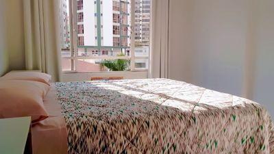 Photo for Large and bright apartment central area.
