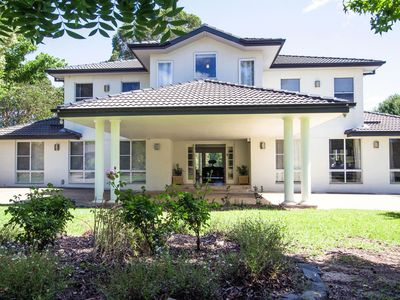 Photo for Mudgee Country Grandeur Home