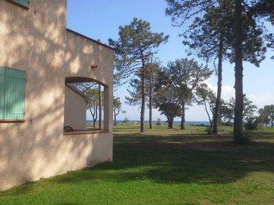 Photo for Residence Pinea Mare / Mini comfortable villas feet in water for 4/6 p.