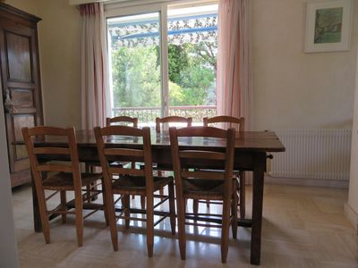 Photo for Bright apartment near Cannes center, ideal for delegates and holidaymakers