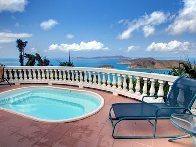 Photo for 2BR Villa Vacation Rental in St. John, st. john