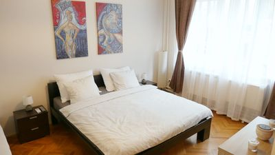 Photo for Apartment Mia Zemun - Your Cozy Place