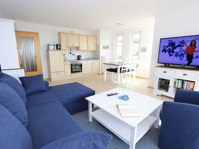 Photo for Apartment 04 3-room 1st floor 4 stars - A: House Rügenscher Bodden with sea view 4 stars